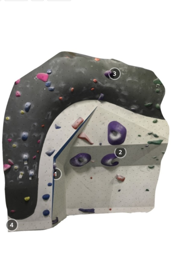 Hollywood Boulders V5