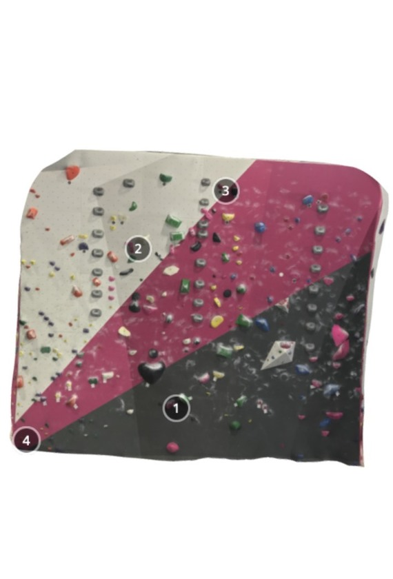 Hollywood Boulders V7