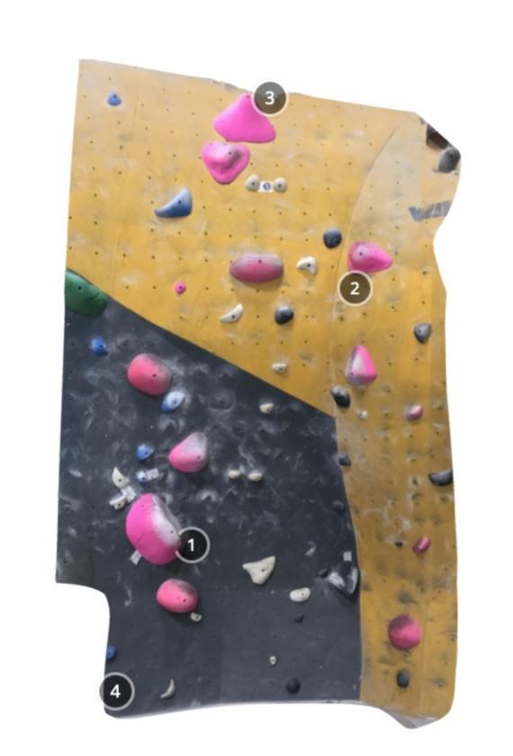 LA Boulders V6