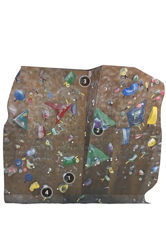 Luvrock Bouldering Spot 4Q