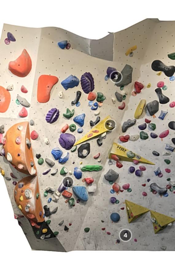 THE Climb Hongdae V3