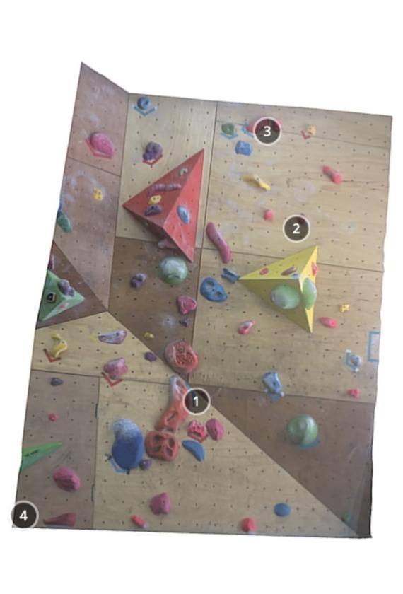 Kinetics Climbing V3