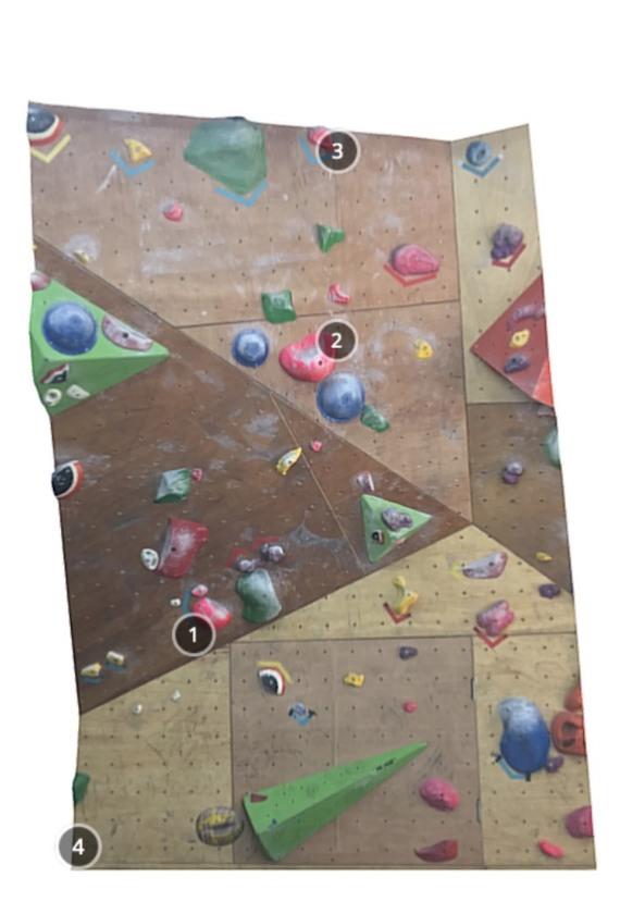 Kinetics Climbing V4
