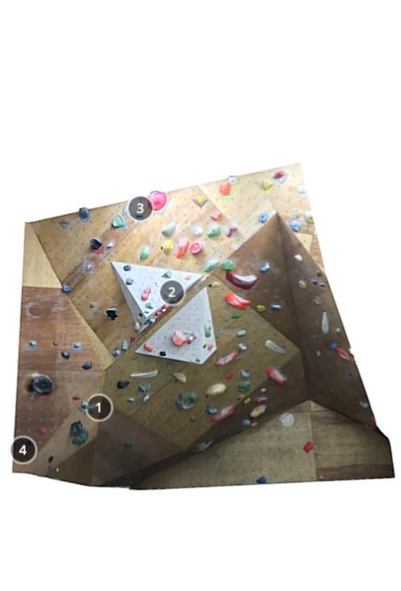 Kinetics Climbing V5
