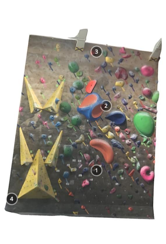 Bouldering Gym Share 3Q