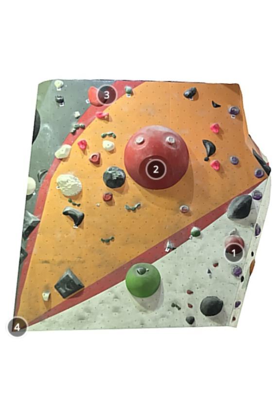 NOMAD Bouldering Gym V4