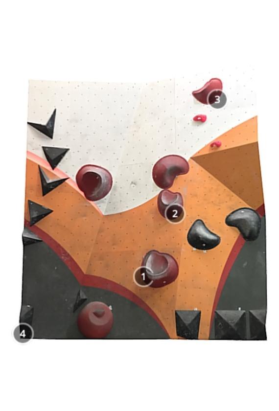 NOMAD Bouldering Gym V5