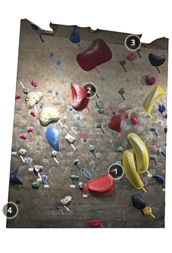 Bouldering Gym Share 2Q