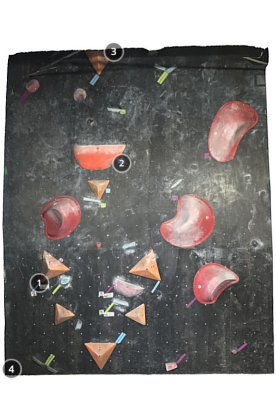 3RD WALLY BOULDERING 4Q