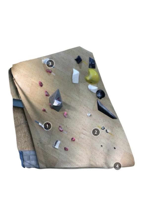 Bouldering Spot 9A 1D