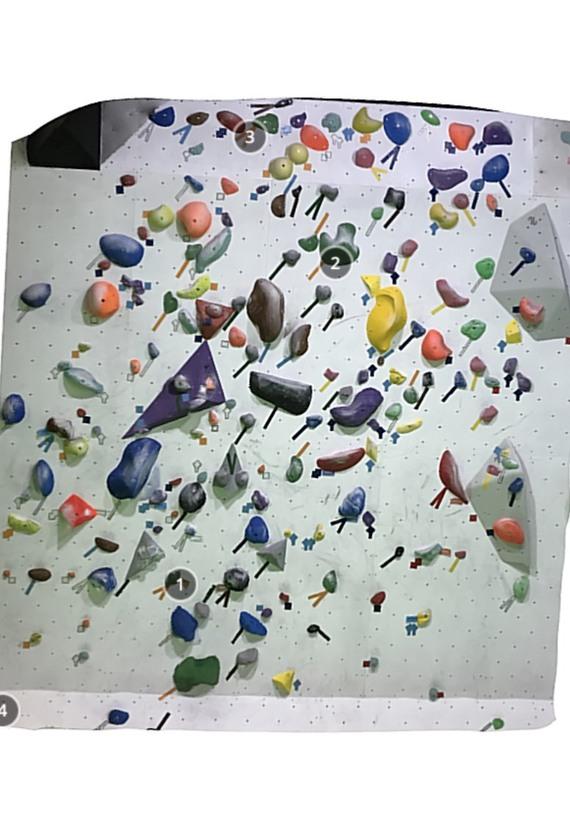 PUMP Climber's Academy 1Q