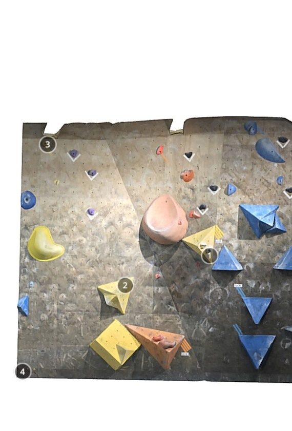 Bouldering Gym Share Level 5