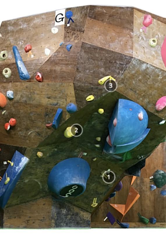 kironico boulder park 4Q