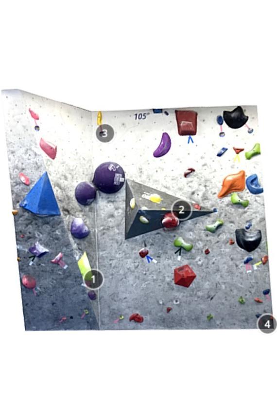 Climbing Gym RANBO 3Q