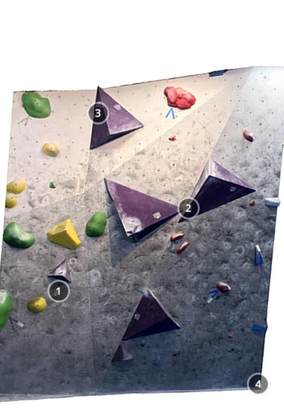 Climbing Gym RANBO 2Q