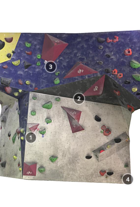 Sharma Climbing BCN Red