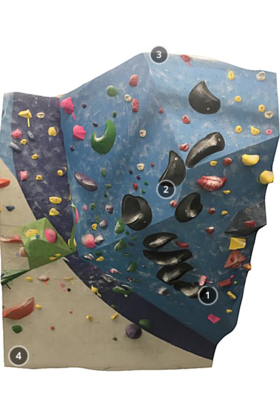 Summit Climbing Gym Denton V10