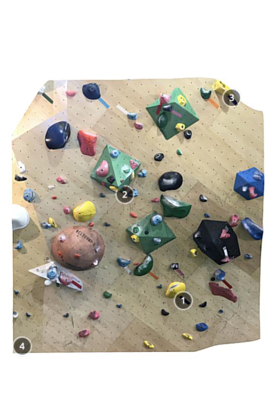 Bouldering Spot 9A 1Q