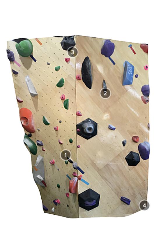 Bouldering Spot 9A 5Q