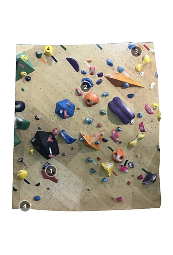 Bouldering Spot 9A 4Q