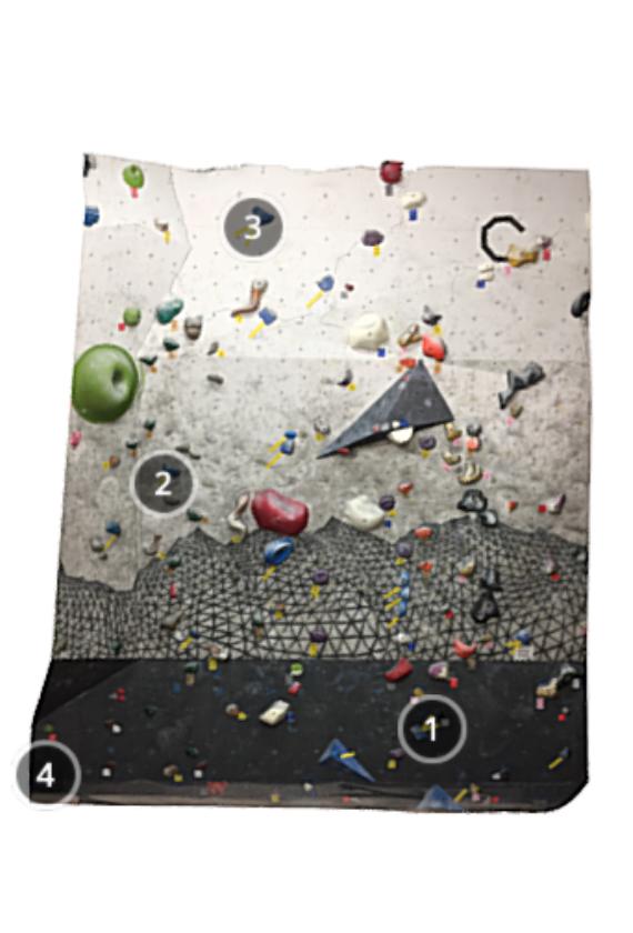 Galera Climbing Gym 4Q