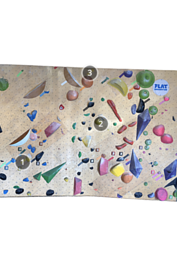 FLAT bouldering 2Q