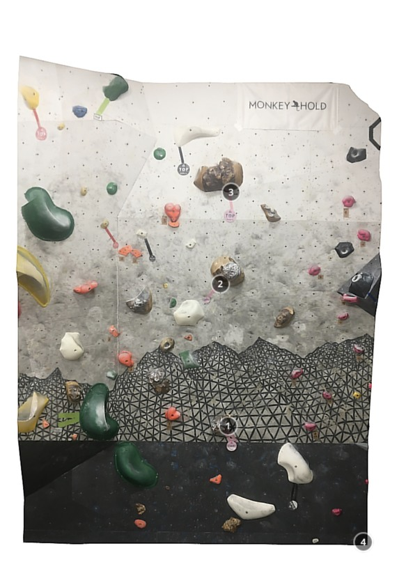 Galera Climbing Gym 5Q