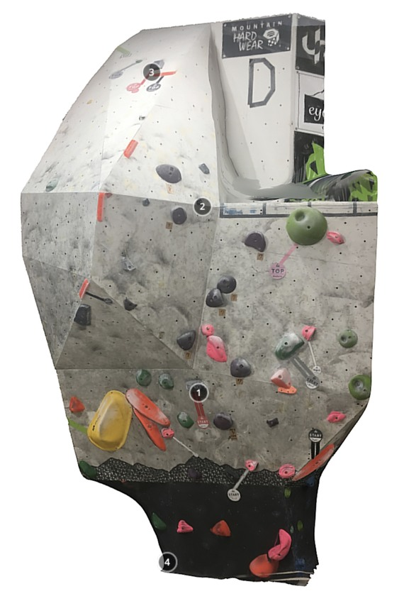 Galera Climbing Gym 3Q