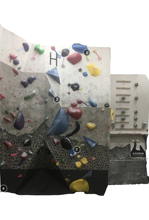 Galera Climbing Gym 2Q