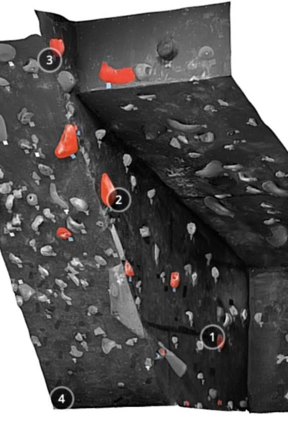 Jackarope climbing 1Q