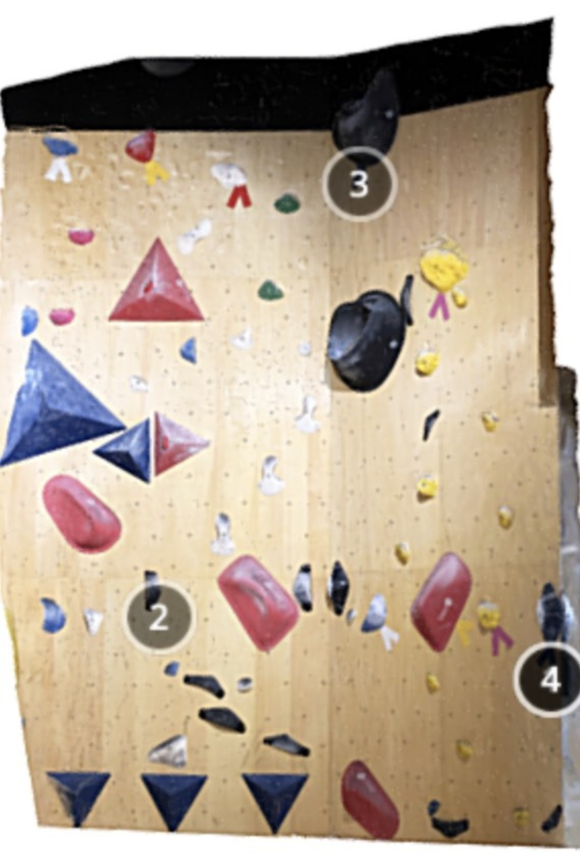 Climbing House OKKU ROCK 3Q