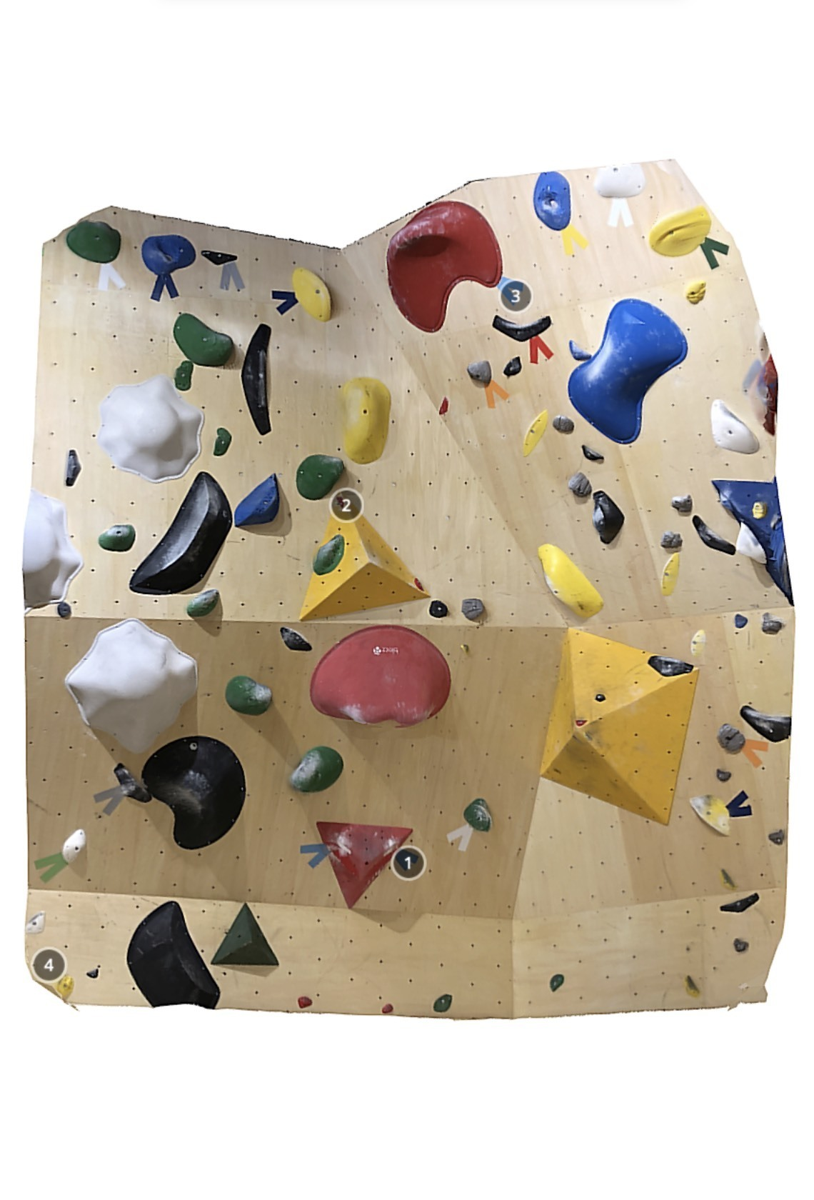 Climbing House OKKU ROCK 1Q