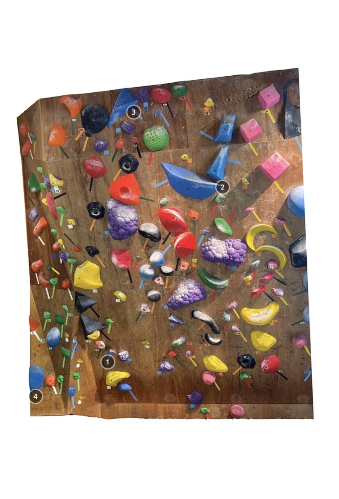 Clambon Climbing 1Q