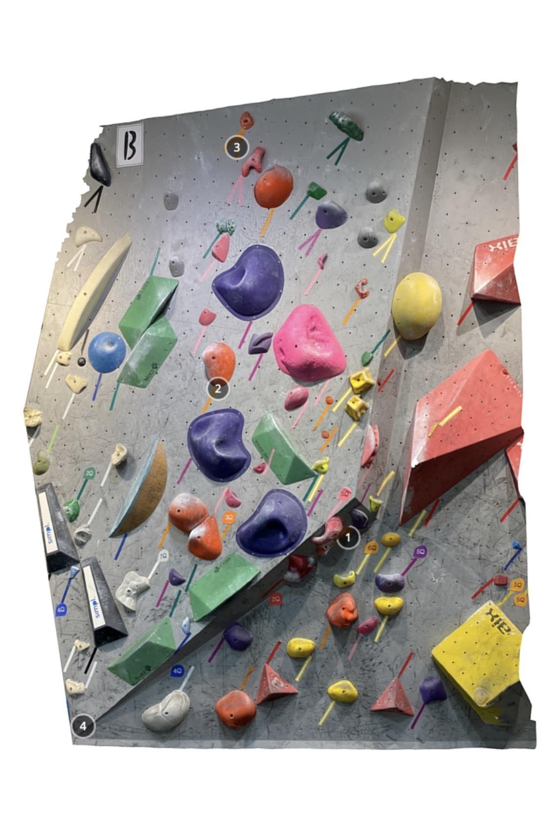 DOGWOOD Climbing Gym Chofu 3Q