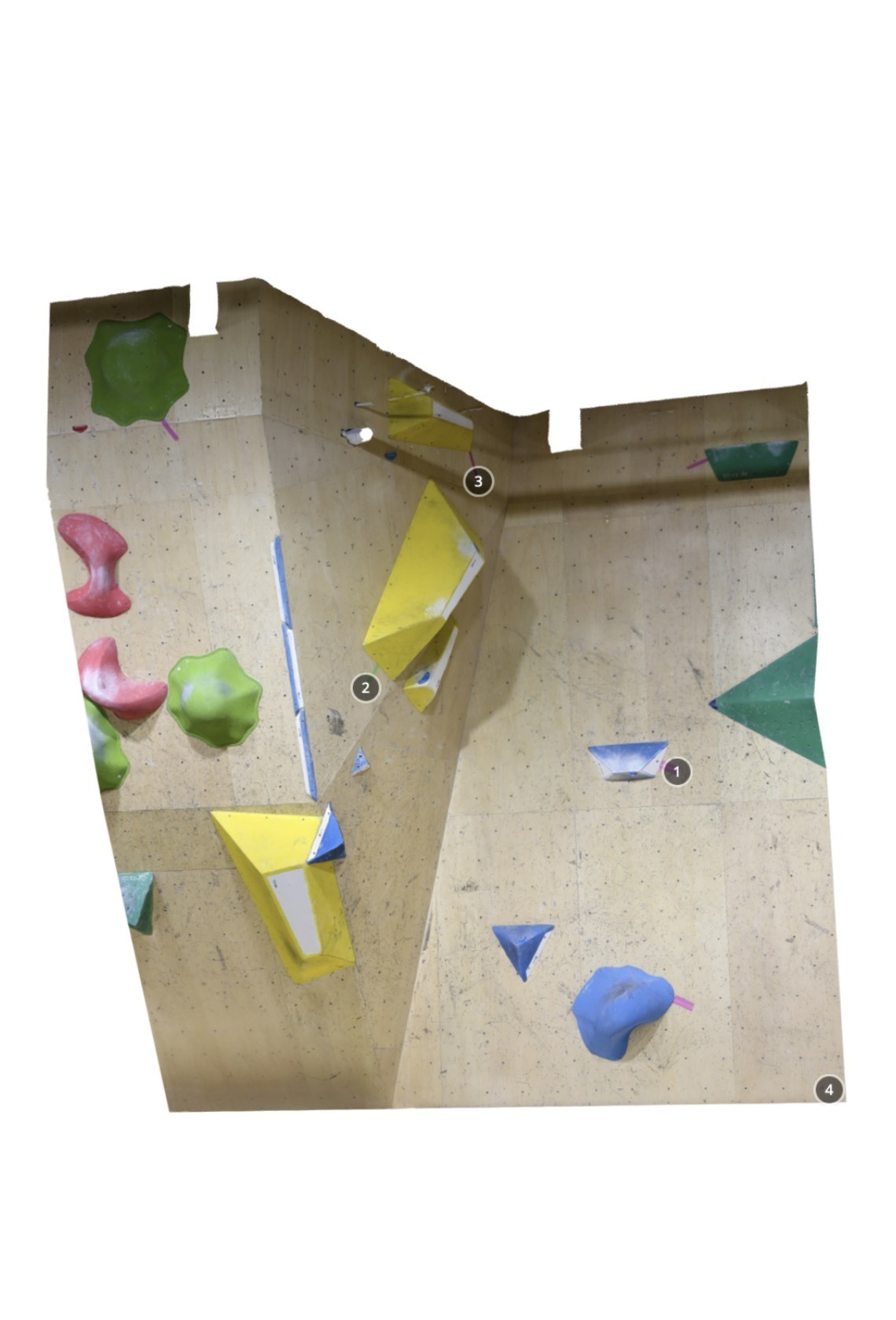 B-PUMP Ogikubo 3Q Bouldering Japan Tour 2020 W4
