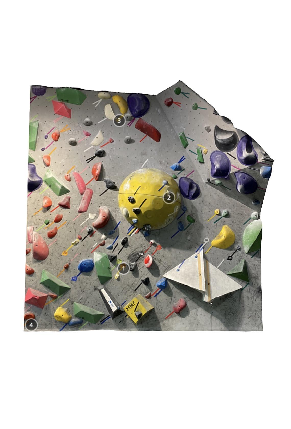 DOGWOOD Climbing Gym Chofu 2Q