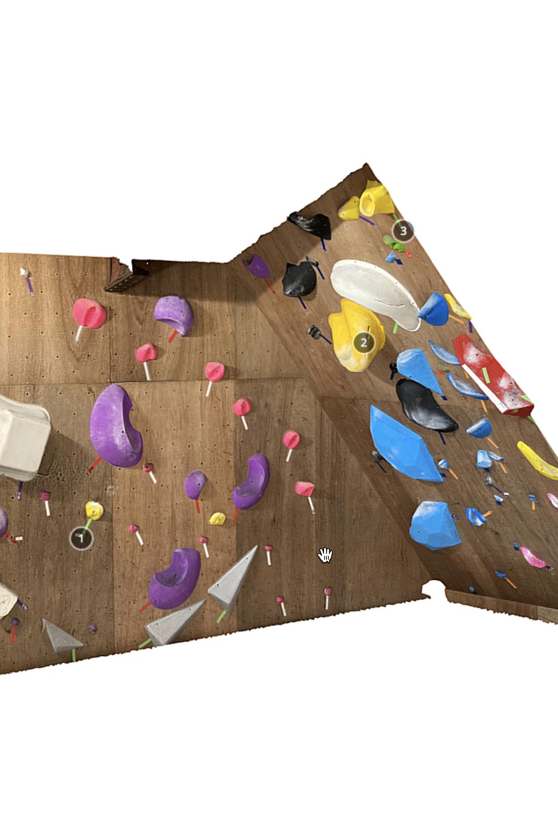 Climbing Gym OLIOLI 1Q