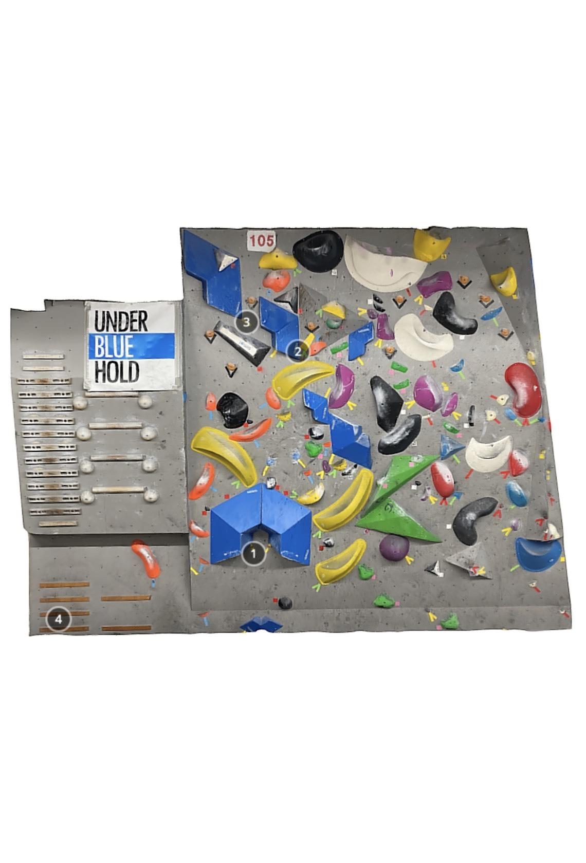 Climbing Gym RISE 2Q